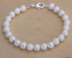 H145-Free-Shipping-Latest-Women-Classy-Design-925-silver-plated-bracelet-Factory-Direct-Sale